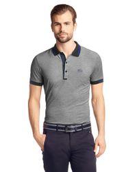 BOSS Green Black 'paule' | Slim Fit, Cotton Polo Shirt for men