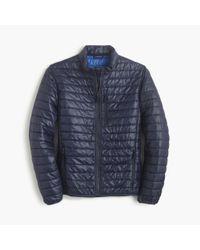 J.Crew | Blue Primaloft Jacket for Men | Lyst