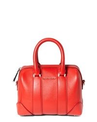 Givenchy | Red Lucrezia Micro-satchel | Lyst
