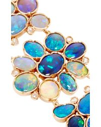 Irene Neuwirth - Multicolor One Of A Kind 18k Rose Gold And Opal Bracelet - Lyst