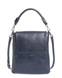 Matt & Nat | Blue Riley Faux-Leather Cross-Body Bag | Lyst