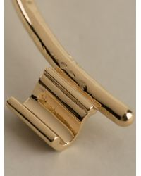 Aurelie Bidermann | Metallic Rivoli Necklace | Lyst