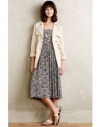 Sanctuary - Natural Sera Linen Trench - Lyst