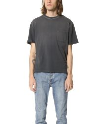 Our Legacy | Gray Pocket Tee for Men | Lyst