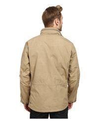 Fjallraven - Natural Raven Jacket for Men - Lyst