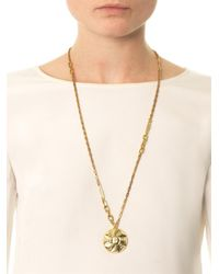 Lulu Frost | Metallic Victorian Plaza #9 Necklace | Lyst