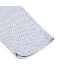 Sunspel | Blue Women's Long-staple Cotton Sleep Pant | Lyst