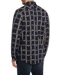 Paul Smith Black - Floral Print Shirt - Men - Cotton - 16 for men