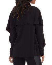 Kensie | Black High Neck Jacket | Lyst