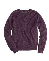 J.Crew - Purple Sedona Sweater for Men - Lyst