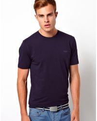 Ben Sherman | Blue Webbing Belt for Men | Lyst