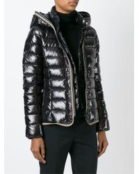 cheap for discount fae83 fc0dd Women's Black Mallos Quilted Jacket