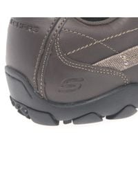 Skechers Brown Energy Downforce Mf for men