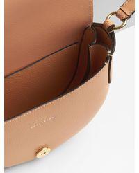 Chloé Multicolor Small Darryl Saddle Bag