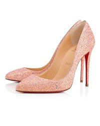 Christian Louboutin - Pink Pigalle Follies - Lyst