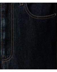 Christopher Kane Blue Drop-crotch Jeans for men