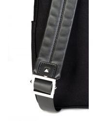 Valentino Black Valentino Garavani Rockstud Backpack for men