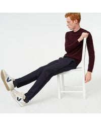 Club Monaco - Blue Weekend Pull-on Pant for Men - Lyst