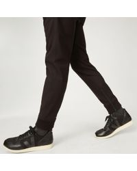 Club Monaco - Black Modern Tech Pant for Men - Lyst