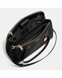 COACH Multicolor Stanton Carryall In Crossgrain Leather
