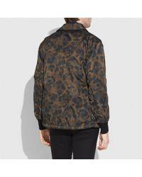 COACH Multicolor Wild Beast 's Jacket for men