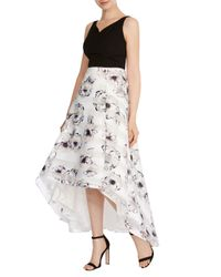 Coast - Multicolor Kaylee Burn Out Floral Dress - Lyst