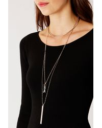 Coast - Multicolor Mae Pendant Necklace - Lyst