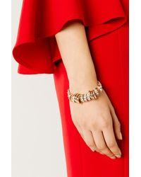 Coast | Gray Salou Cluster Bracelet | Lyst