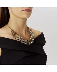 Coast | Gray Avila Statement Necklace | Lyst