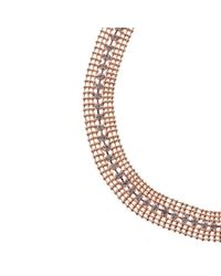 Coast - Metallic Thandie Choker Necklace - Lyst