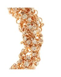 Coast - Metallic Hemera Sparkle Bracelet - Lyst