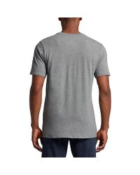 Nike Gray Futura Icon T-shirt for men