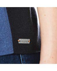BOSS Orange - Blue Women's Izana Top - Lyst