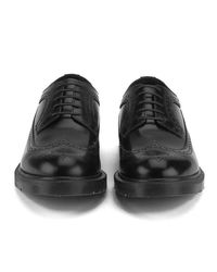 Dr. Martens Black Men's 'made In England' 3989 Leather Brogues for men