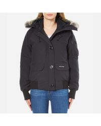 Canada Goose | Blue Women's Chilliwack Bomber Jacket | Lyst