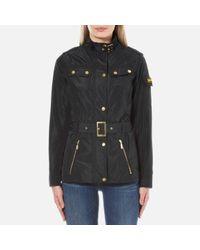 Barbour Black Women's Swingarm Casual Jacket