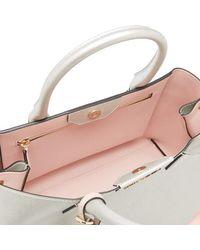 Karl Lagerfeld | Metallic Women's K/lady Shopper Bag | Lyst