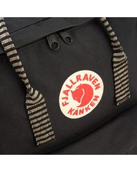 Fjallraven - Black Kanken Backpack for Men - Lyst