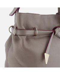 Karl Lagerfeld Multicolor Women's K/rocky Bow Drawstring Bag