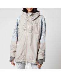 Adidas By Stella McCartney Brown Training Jacket