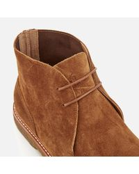 Polo Ralph Lauren Brown Karlyle Fashion Boot for men