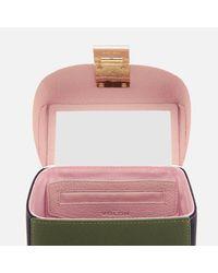 The Volon White Women's Box Basic Bag