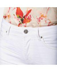 BOSS Orange White Women's Orange J20 Liege Jeans