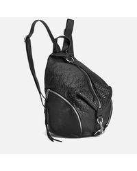 Rebecca Minkoff Black Easy Rider Julian Backpack