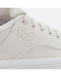 Adidas By Raf Simons White Spirit V Trainers