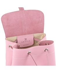 Grafea Pink Women's Bubble Baby Rucksack