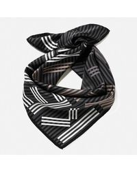 KENZO - Multicolor Women's High End Icons Silk Scarf - Lyst