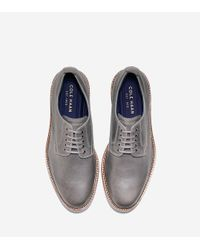 Cole Haan - Multicolor Tyler Grand Plain Toe Oxford for Men - Lyst