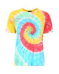 R13 Multicolor Tie-dye T-shirt