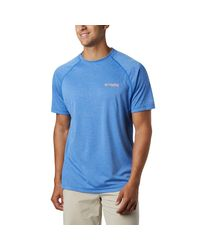 Columbia Blue Terminal Tackle for men